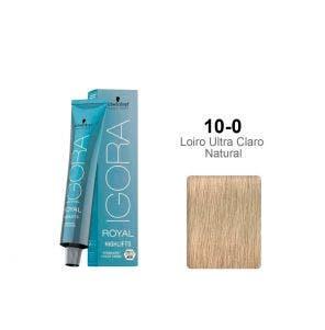 Tintura Igora Hightlifts 100 Louro Ultra Claro Natural
