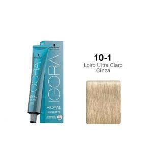 Tintura Igora Hightlifts 10.1 Louro Ultra Claro Cinza