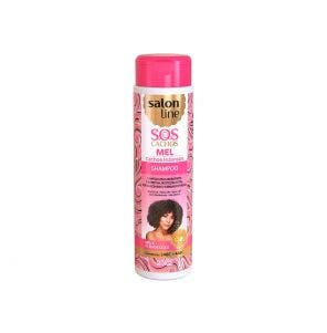 Shampoo Salon Line Sos Mel Cachos Intensos 300Ml