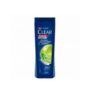 Shampoo Anticaspa Clear Men Controle Coceira 200ml