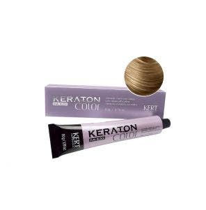 Tintura Keraton Color Dual Block 8.01 Louro Claro Natural Cinza