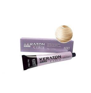 Tintura Keraton Color Dual Block 12.89 Louro Especial Perola
