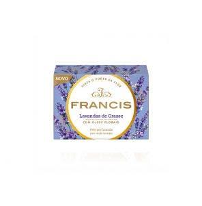 Sabonete Francis Classico Lilas 90G
