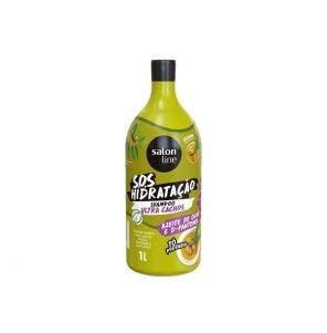 Shampoo Salon Line Ultra Cachos Sos To Podendo 1L