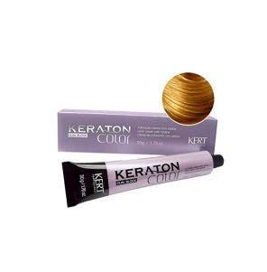 Tintura Keraton Color Dual Block 8.3 Louro Claro Dourado