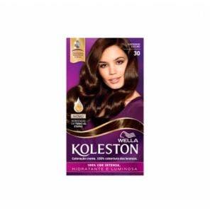 Tintura Koleston Kit 3.0 Castanho Escuro