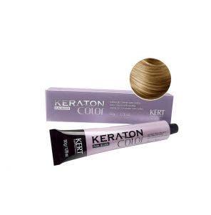 Tintura Keraton Color Dual Block 9 Louro Medio Claro