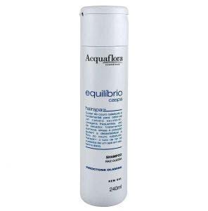 Shampoo Acquaflora Equilibrio Caspa Normais E Mistos 300ml
