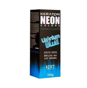 Tonalizante Keraton Neon Colors Uranium Blue