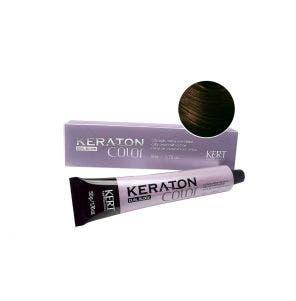 Tintura Keraton Color Dual Block 6.71 Louro Escuro Muito Cinza