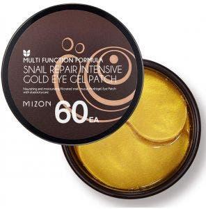 Adesivo Facial Area Dos Olhos Mizon Snail Repair Intensive Gold Eye Gel Patch 84gr 0057-1-1