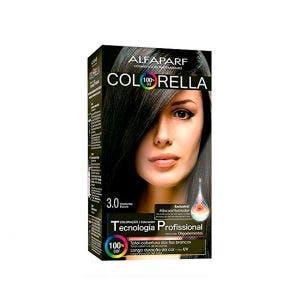 Tintura Colorella 3.0 Castanho Escuro