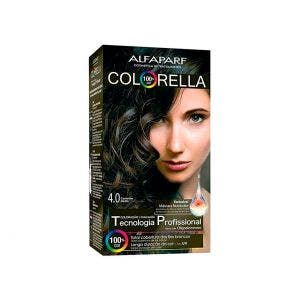 Tintura Colorella 4.0 Castanho Medio