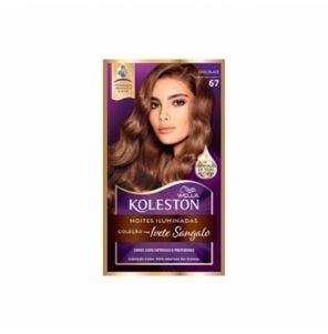 Tintura Koleston Kit 6.7 Chocolate