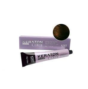 Tintura Keraton Color Dual Block 6.7 Louro Escuro Marrom