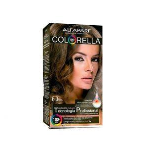 Tintura Colorella 6.0 Louro Escuro