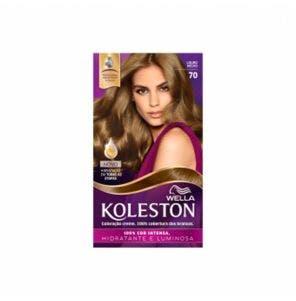 Tintura Koleston Kit 7.0 Louro Medio