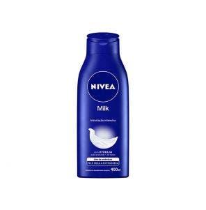 Loção Hidratante Nivea Milk Extra Seca 400ml