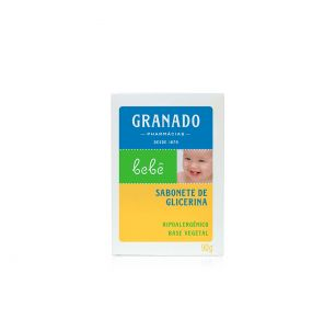 Sabonete Infantil Granado Glicerinado 90g