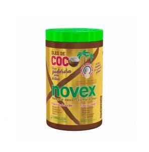 Mascara De Tratamento Novex Oleo De Coco 400G