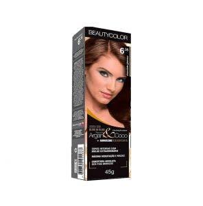 Tintura Beauty Color 6.35 Marrom Glamour