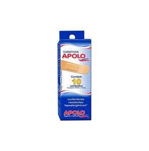 Curativos Apolo c/10un