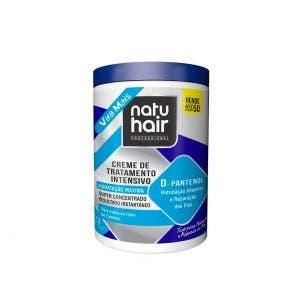 Creme De Tratamento Natu Hair Intensivo D Pantenol 1Kg