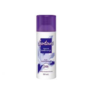 Desodorante Líquido Contoure Lavanda Fresh 80ml