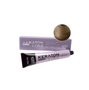 Tintura Keraton Color Dual Block 7.1 Louro Acinzentado