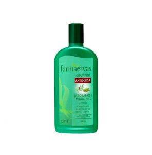 Shampoo Farmaervas Antiqueda 320ml