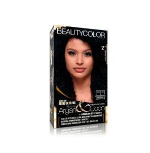Tintura Beauty Color 2.11 Preto Azulado