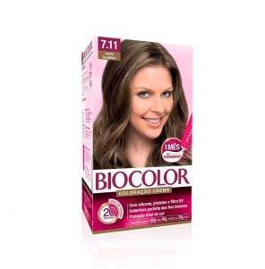 Tintura Biocolor Mini Kit 7.11 Louro Glamour