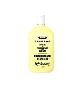 Shampoo Gota Dourada Fortalecimento 430Ml
