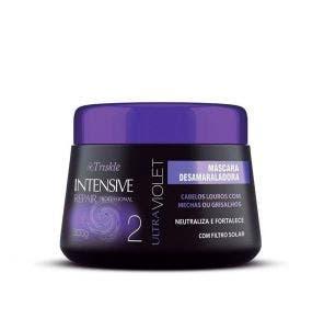 Mascara Tonalizante Triskle Ultra Violeta 300G