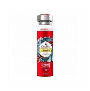 Desodorante Aerosol Old Spice Pegador 93g