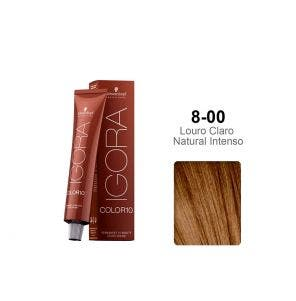 Tintura Igora Color10 8.00 Louro Claro Natural Intenso