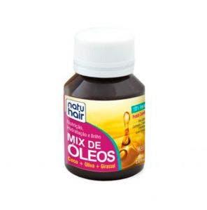 Óleo Capilar Natu Hair Mix Coco e Girassol 60Ml