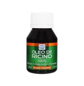 Óleo Capilar Natu Hair Rícino 60Ml