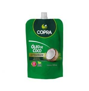 Óleo De Coco Copra Extra Virgem Stand Pouch 100Ml v