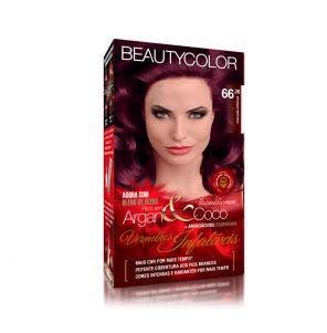 Tintura Beauty Color 66.26 Marsala Infalivel