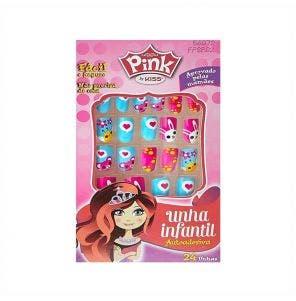 Adesivo Para Unhas Artisticas Kiss Pop Princess Pisces
