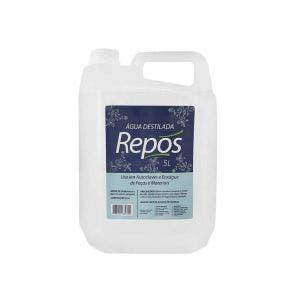 Água Destilada Repos 5l 13743