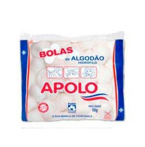 Algodao Apolo Bolas 50G