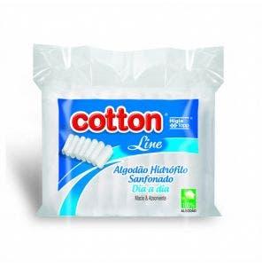 Algodao Cotton Line Sanfonado Dia A Dia 95G