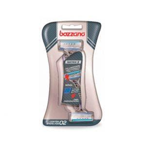 Aparelho Barbear Bozzano Matrix 3 Cab Movel c/2un
