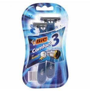 Aparelho De Barbear Bic Comfort 3 For Men c/2un