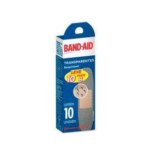 Band Aid Transparente Lv10Pg8