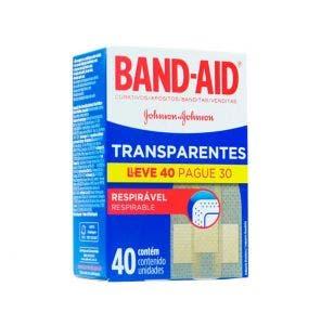 Band Aid Transparente Lv40Pg30