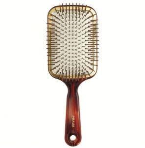 Escova De Cabelo Belliz Racket Tartaruga 157
