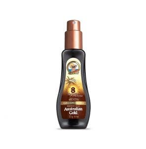 Bronzeador Australian Gold Inst Bronzer Fps8 Spray Gel 125ml